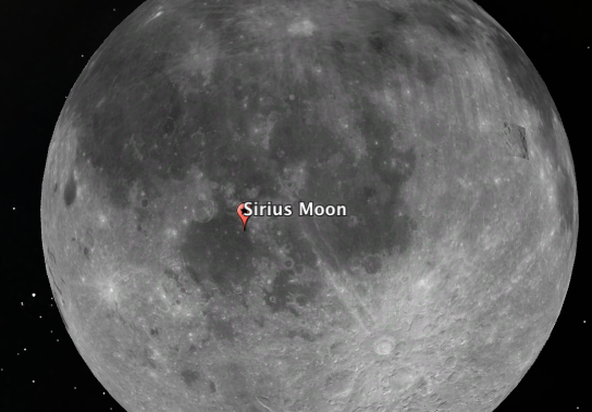 Sirius Moon - Sirius Japan LLC. Moon Branch