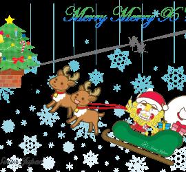 メリークリスマス〜